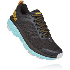 Hoka One One Challenger ART 5 Wide Sko Damer, anthracite/antigua sand